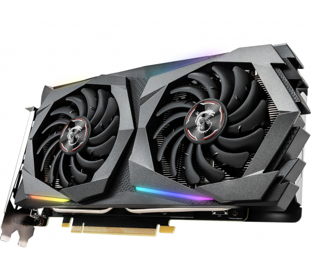 MSI GeForce GTX 1660 Ti Gaming X 6GB GDDR6  - 480236 - zdjęcie 5
