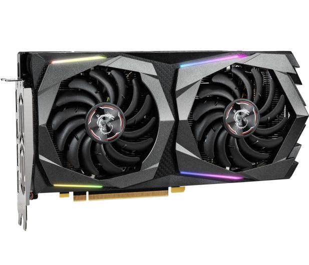 MSI GeForce GTX 1660 Ti GAMING X 6GB GDDR6  - 480236 - zdjęcie 2