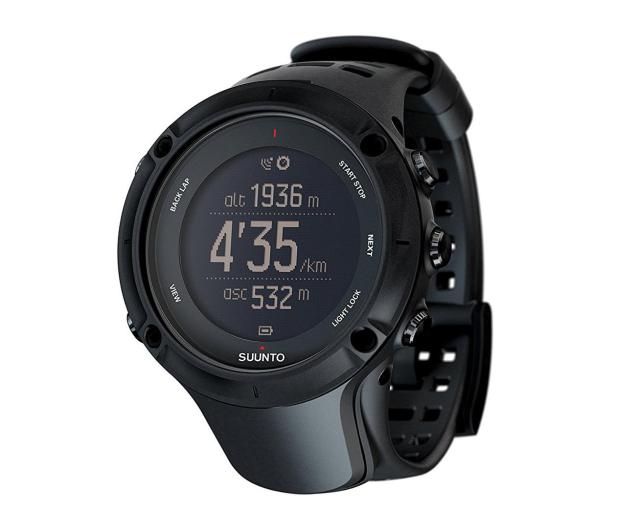 Suunto Ambit 3 Peak Black GPS + HR  - 476707 - zdjęcie 3