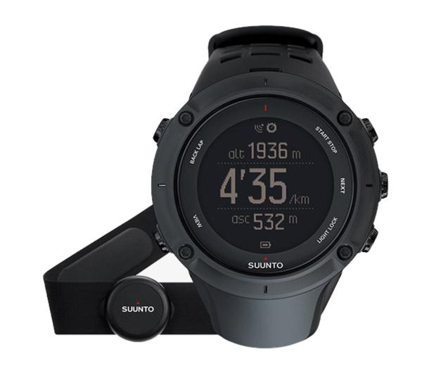 Suunto Ambit 3 Peak Black GPS + HR  - 476707 - zdjęcie