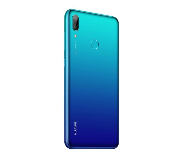 Huawei Y7 2019 niebieski - 479879 - zdjęcie 7