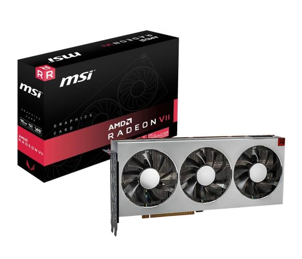MSI Radeon VII 16G - 481641 - zdjęcie