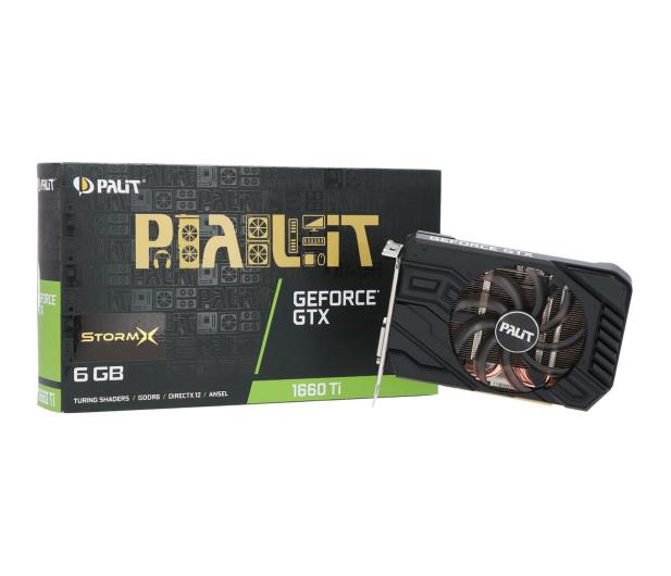 Palit GeForce GTX 1660 Ti StormX 6GB GDDR6 - 480849 - zdjęcie