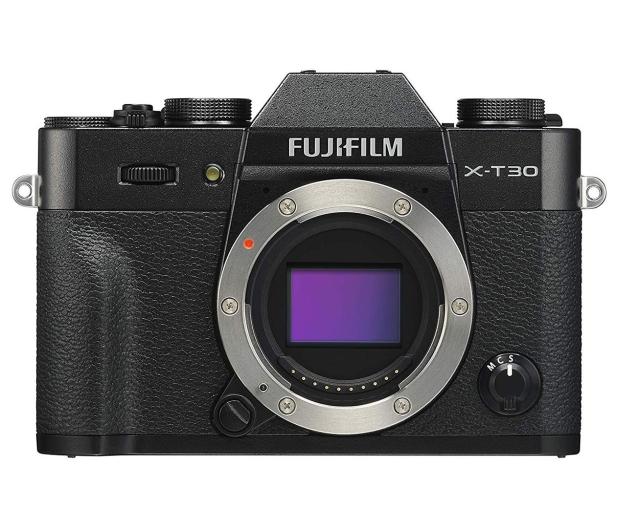 Fujifilm X-T30 body czarny  - 481824 - zdjęcie