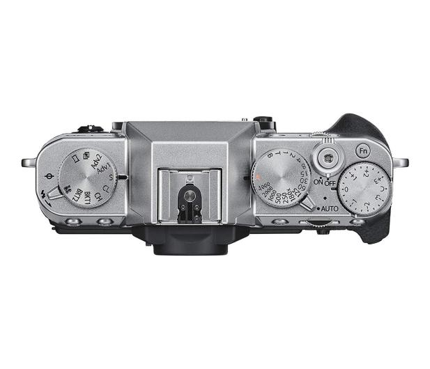 Fujifilm X-T30 body srebrny  - 481825 - zdjęcie 2