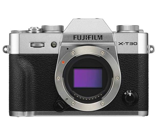 Fujifilm X-T30 body srebrny  - 481825 - zdjęcie