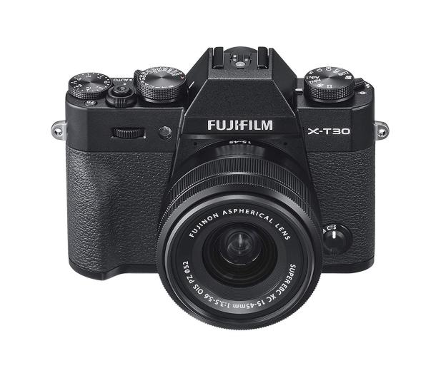 Fujifilm X-T30 + 15-45mm czarny - 481831 - zdjęcie 2