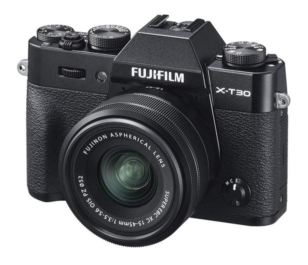 Fujifilm X-T30 + 15-45mm czarny - 481831 - zdjęcie