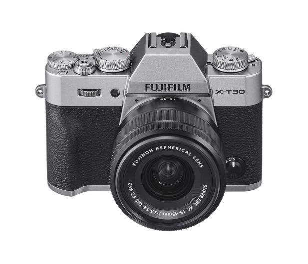 Fujifilm X-T30 + 15-45mm srebrny - 481833 - zdjęcie 2