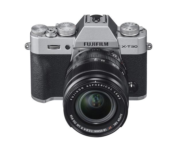 Fujifilm X-T30 + 18-55mm srebrny - 481827 - zdjęcie 2