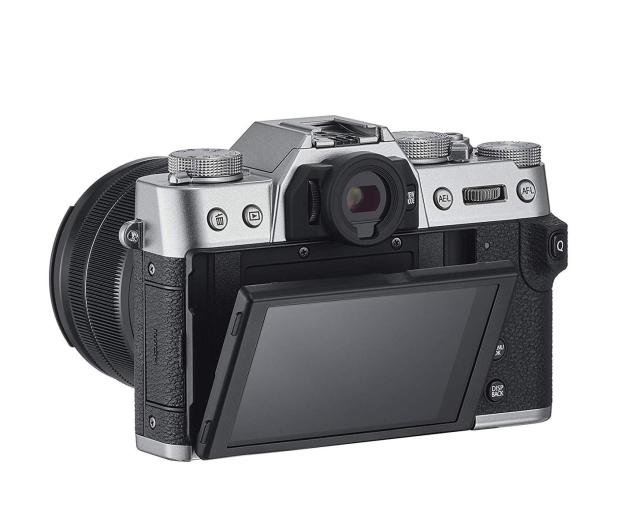 Fujifilm X-T30 + 18-55mm srebrny - 481827 - zdjęcie 4