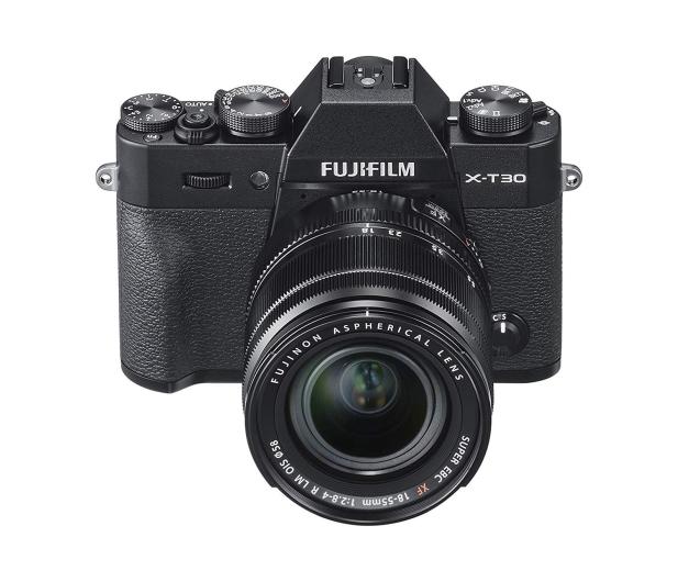 Fujifilm X-T30 + 18-55mm czarny  - 481826 - zdjęcie 2