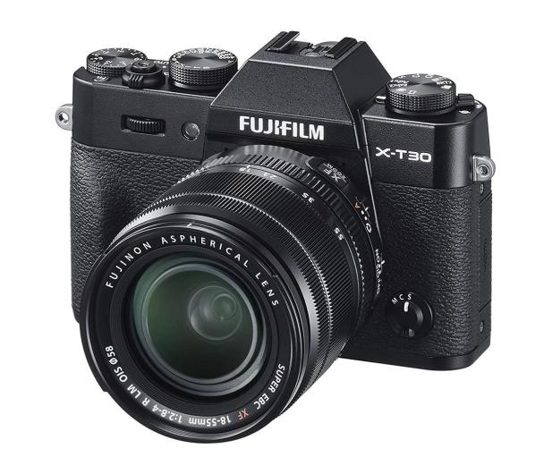 Fujifilm X-T30 + 18-55mm czarny  - 481826 - zdjęcie