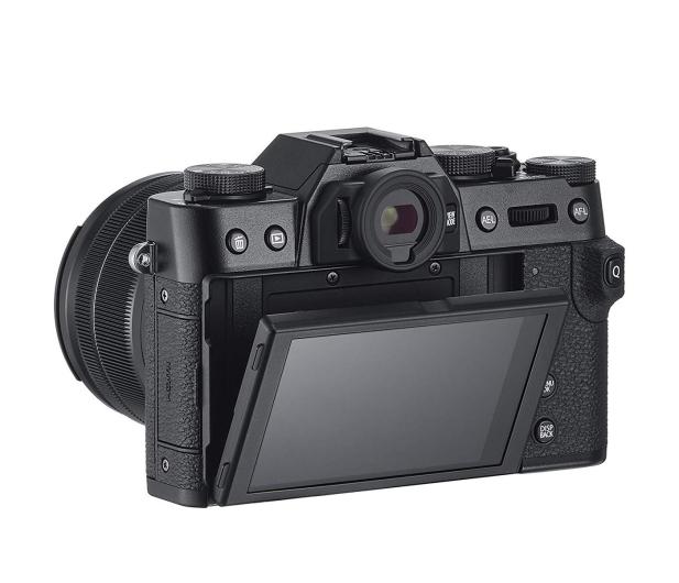 Fujifilm X-T30 + 18-55mm czarny  - 481826 - zdjęcie 4