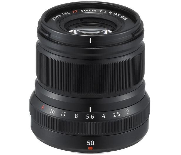 Fujifilm FujiNon XF 50mm f/2.0 czarny - 359333 - zdjęcie 2