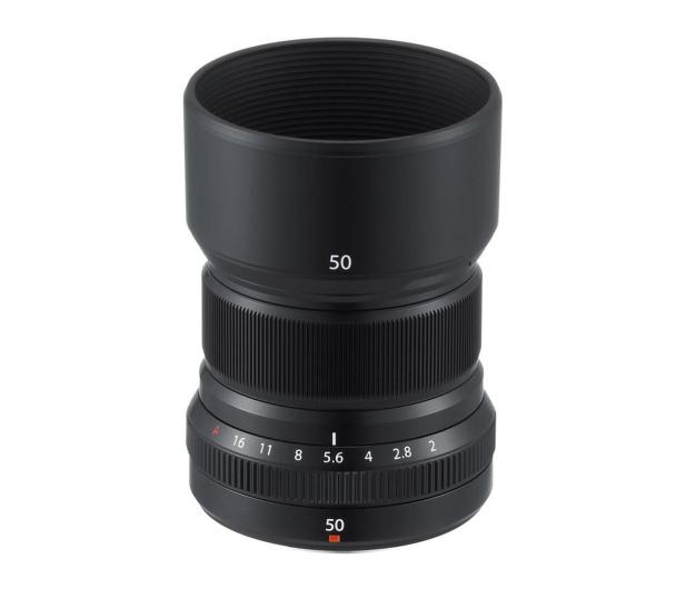 Fujifilm FujiNon XF 50mm f/2.0 czarny - 359333 - zdjęcie 3