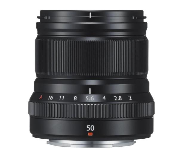 Fujifilm FujiNon XF 50mm f/2.0 czarny - 359333 - zdjęcie