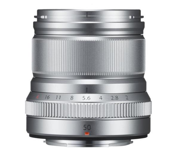 Fujifilm FujiNon XF 50mm f/2.0 srebrny  - 481844 - zdjęcie