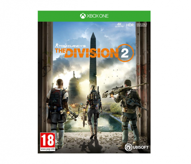 Microsoft Xbox One X 1TB+The Division2+GoW4+FIFA19+EA Access - 481287 - zdjęcie 10