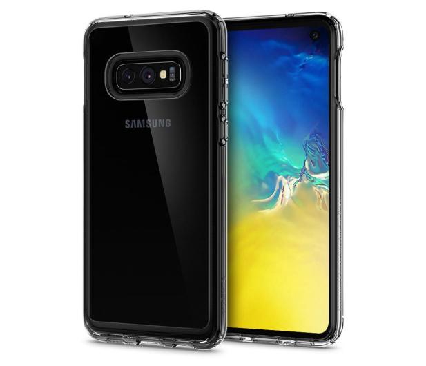 Spigen Crystal Hybrid do Samsung Galaxy S10E Clear - 479223 - zdjęcie
