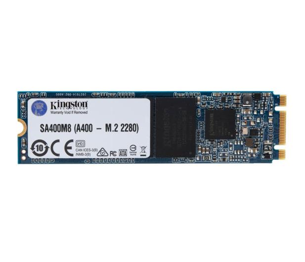 Kingston 240GB M.2 SATA SSD A400  - 481551 - zdjęcie 2