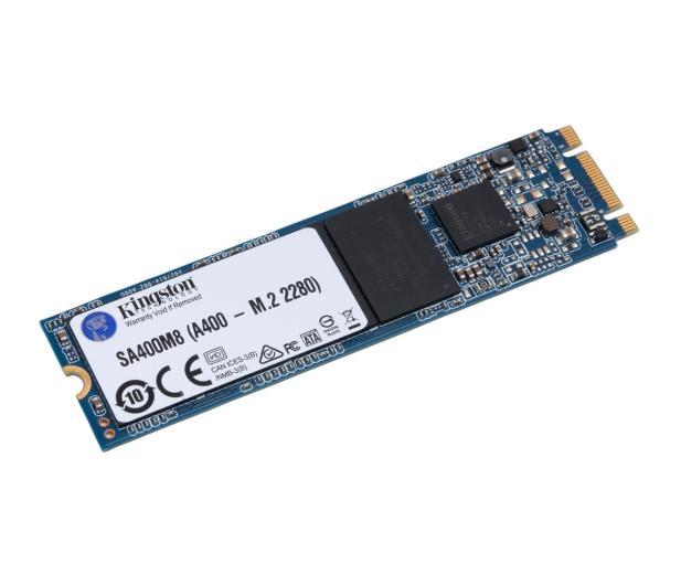 Kingston 240GB M.2 SATA SSD A400  - 481551 - zdjęcie
