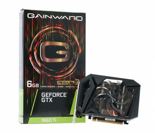 Gainward GeForce GTX 1660 Ti Pegasus OC 6GB GDDR6 - 480851 - zdjęcie