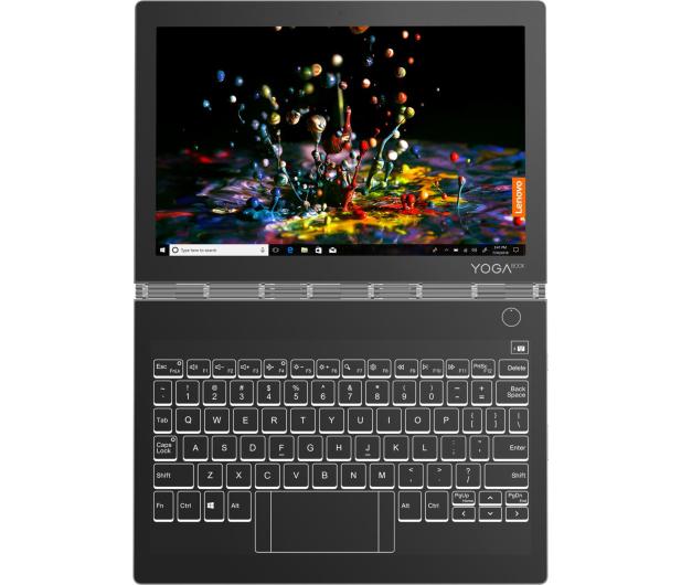 Lenovo Yoga Book C930 m3-7Y30/4GB/128/Win10  - 478437 - zdjęcie 5