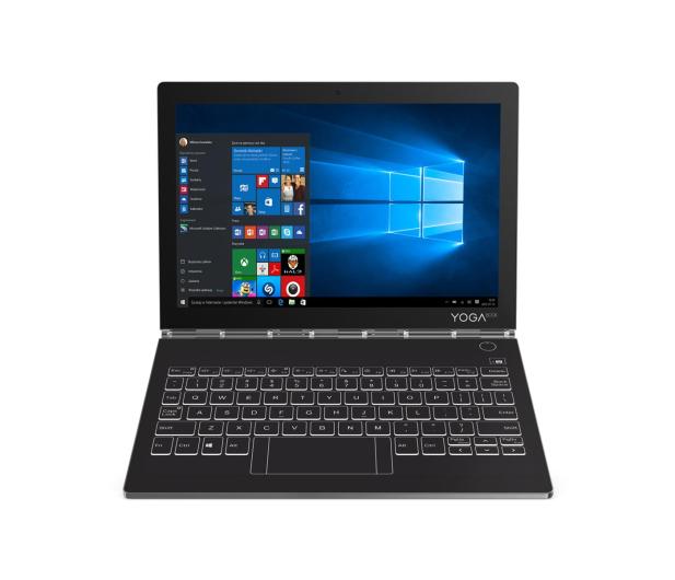 Lenovo Yoga Book C930 i5-7Y54/4GB/256/Win10 + rysik  - 478427 - zdjęcie