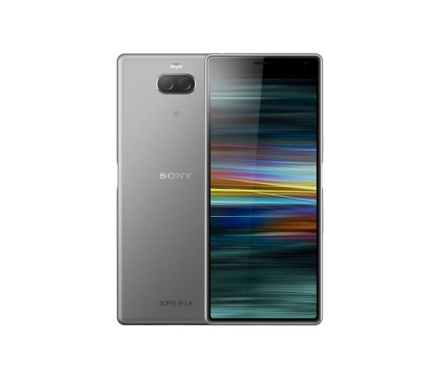 Sony Xperia 10 I4113 3/64GB Dual SIM srebrny - 480654 - zdjęcie