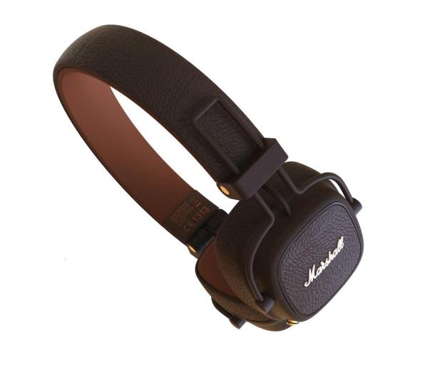 Marshall Major III Bluetooth Brązowe - 455737 - zdjęcie 3