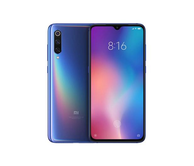 Xiaomi Mi 9 6/128GB Ocean Blue - 482334 - zdjęcie