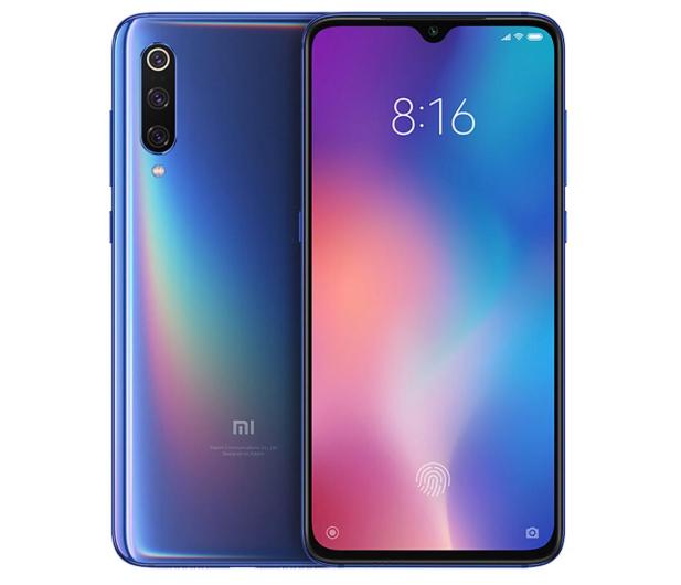 Xiaomi Mi 9 6/128GB Ocean Blue - 482334 - zdjęcie 5