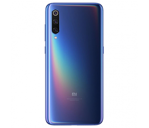 Xiaomi Mi 9 6/128GB Ocean Blue - 482334 - zdjęcie 4