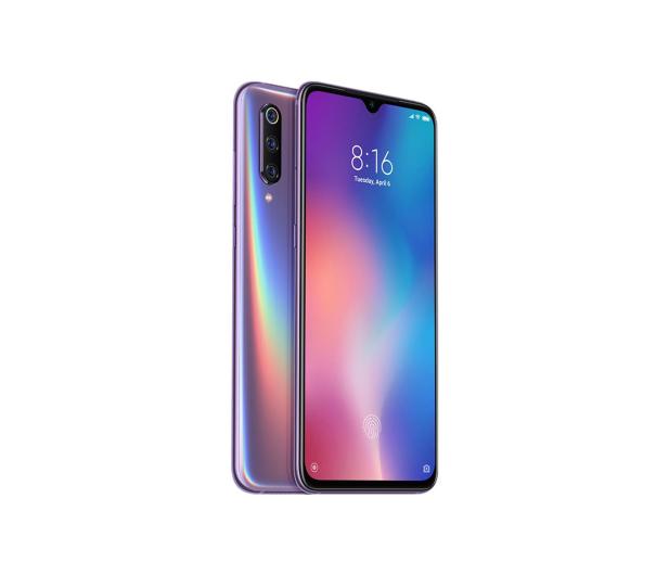 Xiaomi Mi 9 6/128GB Lavender Violet - 482335 - zdjęcie 2