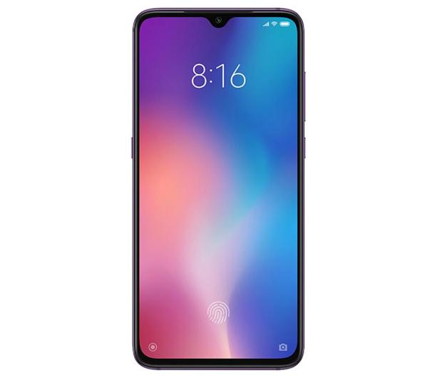 Xiaomi Mi 9 6/128GB Lavender Violet - 482335 - zdjęcie 3