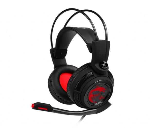 MSI DS502 GAMING Headset  - 478223 - zdjęcie