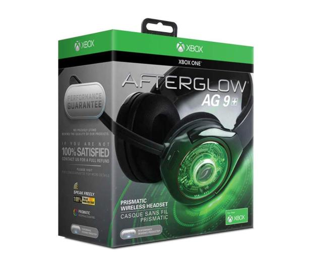 PDP Xbox Słuchawki bezprzewodowe Afterglow AG9 - 477014 - zdjęcie 4