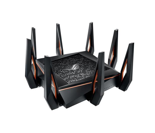 ASUS GT-AX11000 (11000Mb/s a/b/g/n/ac/ax, 2xUSB, 4xLAN) - 481669 - zdjęcie