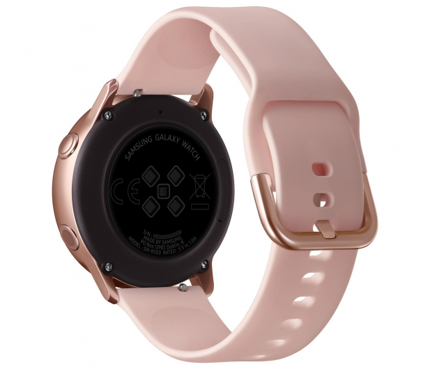 Samsung Galaxy Watch Active SM-R500 Gold - 482254 - zdjęcie 4