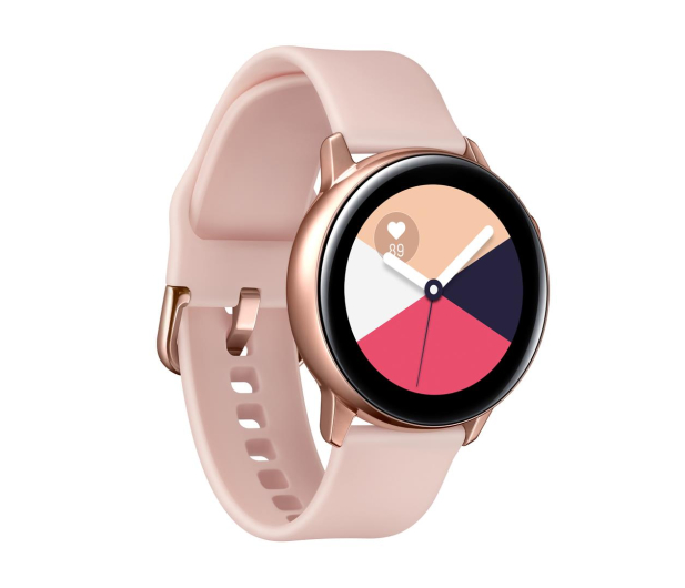 Samsung Galaxy Watch Active SM-R500 Gold - 482254 - zdjęcie