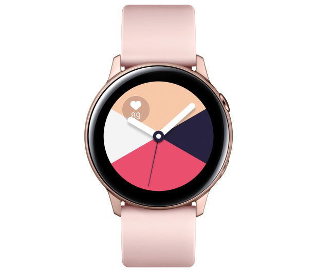 Samsung Galaxy Watch Active SM-R500 Gold - 482254 - zdjęcie 2