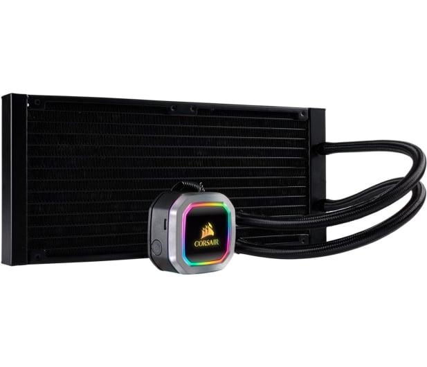 Corsair H115i RGB Platinum RGB 2x140mm - 479788 - zdjęcie 2