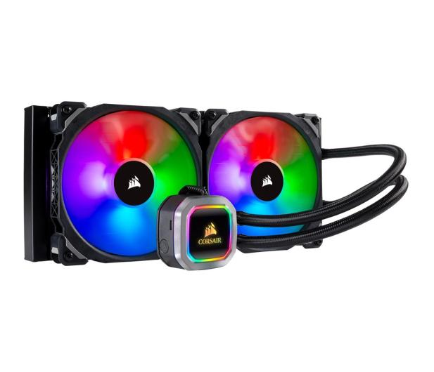 Corsair H115i RGB Platinum RGB 2x140mm - 479788 - zdjęcie