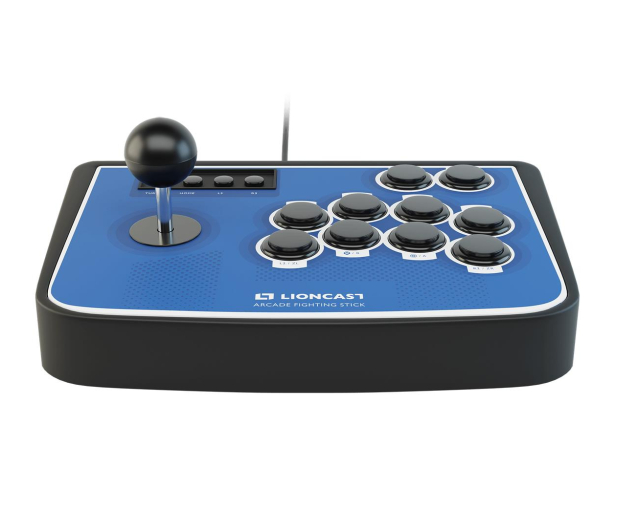 Lioncast Arcade Fighting Stick do PC, PS4, Nintendo Switch - 431197 - zdjęcie 2