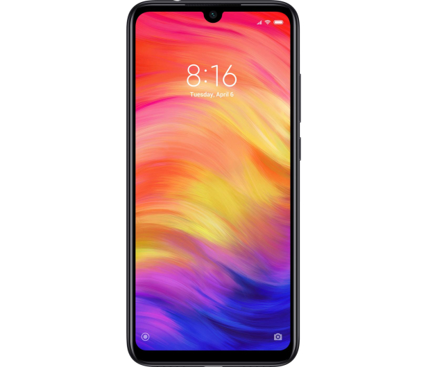 Xiaomi Redmi Note 7 3/32GB Space Black  - 482315 - zdjęcie 3