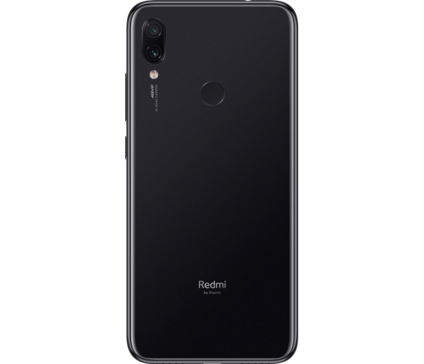Xiaomi Redmi Note 7 4/64GB Space Black  - 482320 - zdjęcie 5