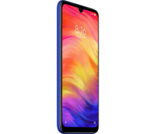 Xiaomi Redmi Note 7 4/128GB Neptune Blue - 493612 - zdjęcie 4