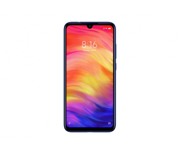 Xiaomi Redmi Note 7 4/128GB Neptune Blue - 493612 - zdjęcie 2