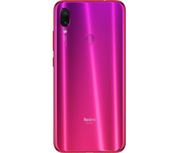 Xiaomi Redmi Note 7 4/128GB Nebula Red - 504990 - zdjęcie 4